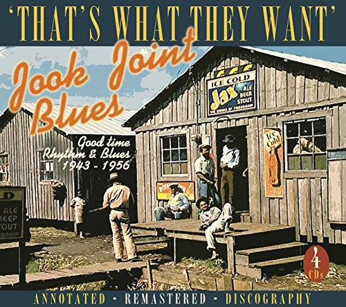Jook Joint Blues Jook Joint Blues 4 CD