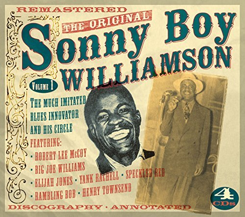 Sonny Boy Williamson Original 4 CD