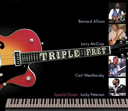 Bernard Allison Triple Fret