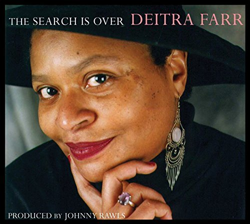 Deitra Farr Search Is Over Digipak