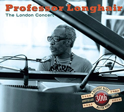 Professor Longhair London Concert 30th Anniversar
