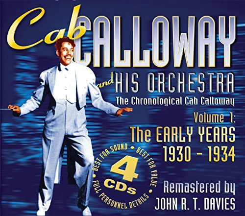 Cab Calloway Early Years 1930 34 4 CD