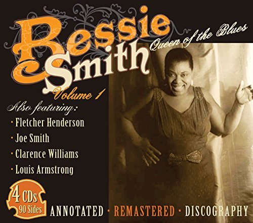 Bessie Smith Vol. 1 Bessie Smith 4 CD