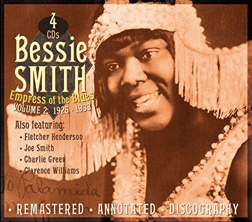 Bessie Smith Vol. 2 Empress Of The Blues 19 4 CD