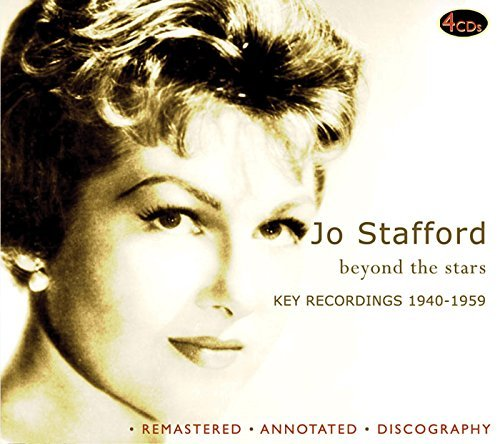 Stafford Jo Beyond The Stars Key Recording