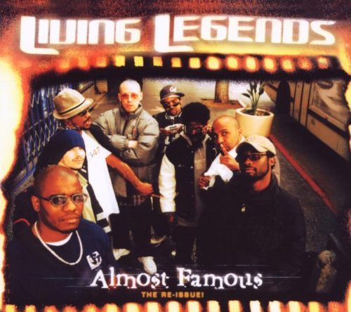 Living Legends Almost Famous Incl. Bonus Tracks