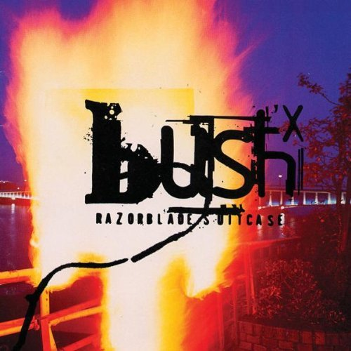 Bush Razorblade Suitcase