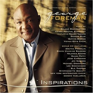 George Foreman Inspirations 2 CD