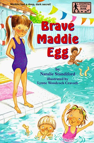 Natalie Standiford Brave Maddie Egg (a Stepping Stone Book(tm))