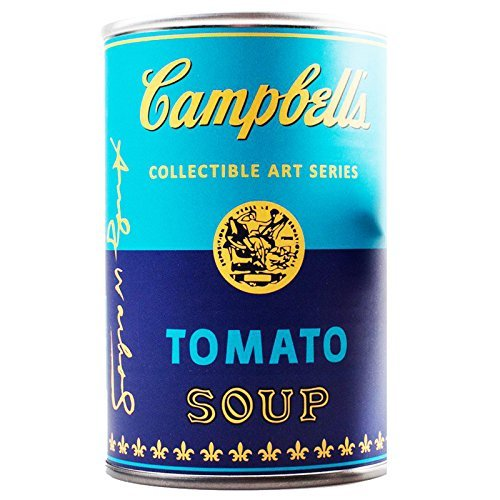 Blind Box Warhol Soup Cans Mini Series