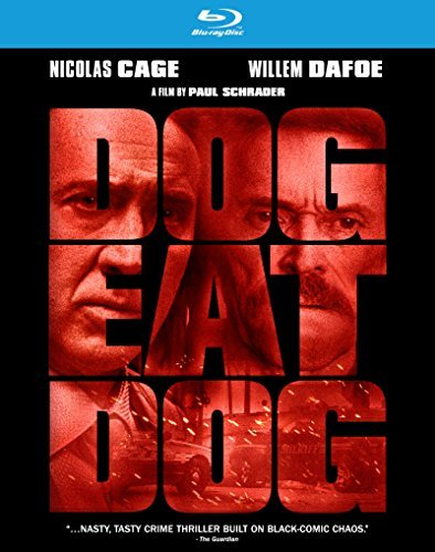 Dog Eat Dog Cage Dafoe Blu Ray