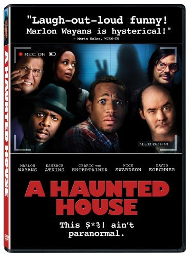 A Haunted House Wayans Atkins Swardson Koechne