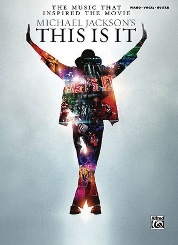 Alfred Publishing Michael Jackson's This Is It The Music That Inspired The Movie (piano Vocal Ch