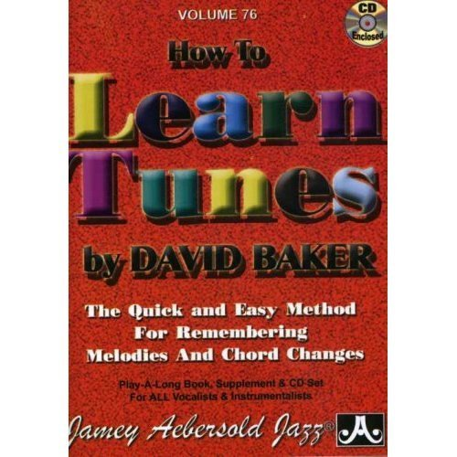 David Baker How To Learn Tunes