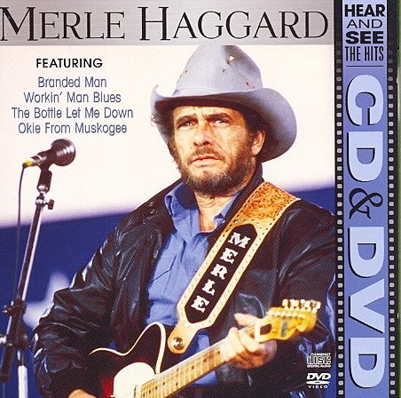 Merle Haggard Hear & See The Hits Incl. DVD