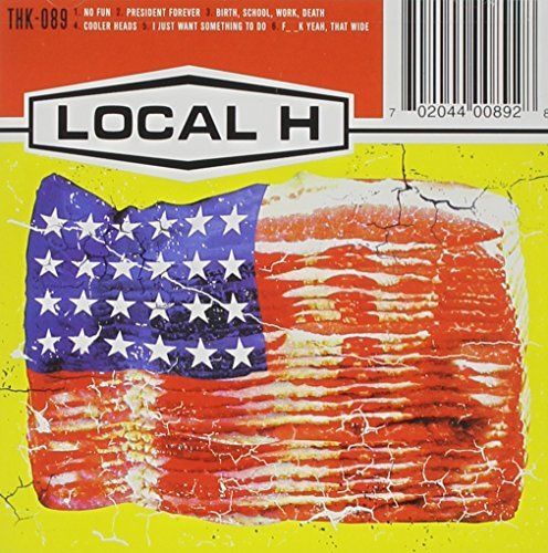 Local H No Fun Ep