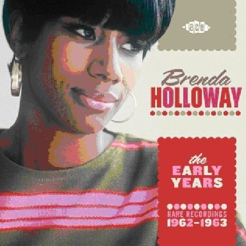 Brenda Holloway Early Years Rare Recordings 19 Import Gbr