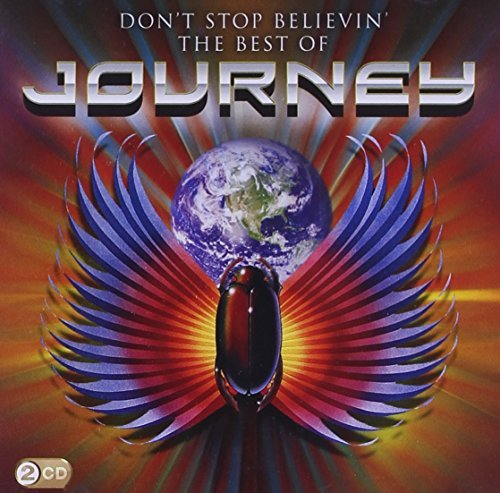 Journey Don't Stop Believin' The Best Import Eu