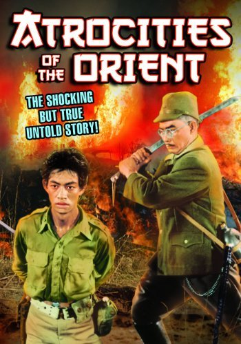 Atrocities Of The Orient (1948 Estrella Aguirre Bw Nr