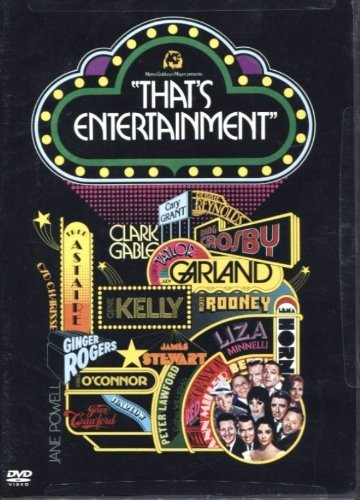 That's Entertainment DVD