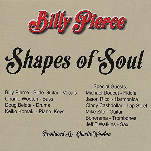 Billy Pierce Shapes Of Soul