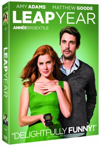 Leap Year Adams Scott Goode DVD Pg