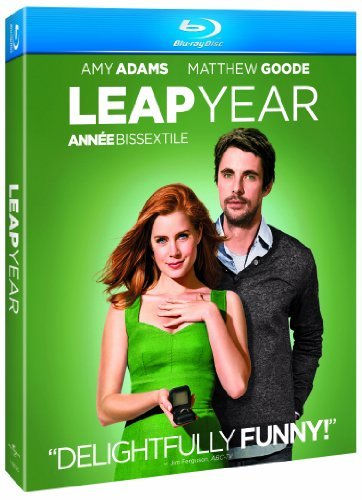 Leap Year Adams Scott Goode Blu Ray Ws Pg