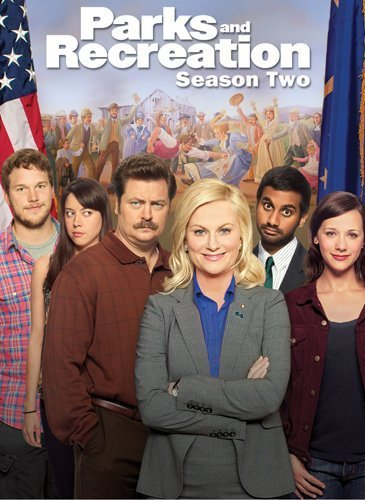 Parks & Recreation Season 2 DVD