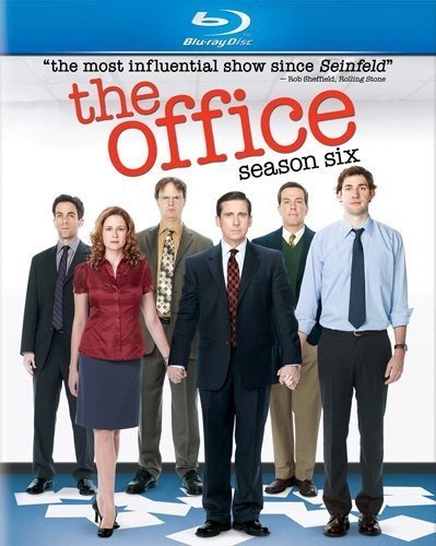 Office Season 6 Blu Ray Nr 4 Br