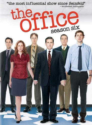 Office Season 6 DVD Nr 5 DVD