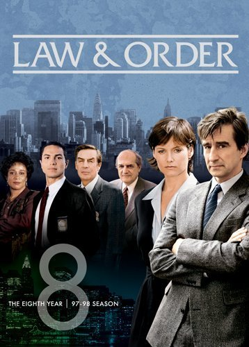 Law & Order 8th Year Ws Nr 5 DVD