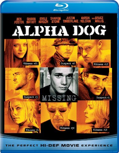Alpha Dog Alpha Dog Blu Ray Ws R