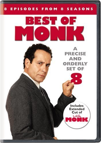 Monk Monk Best Of Monk Ws Nr 2 DVD
