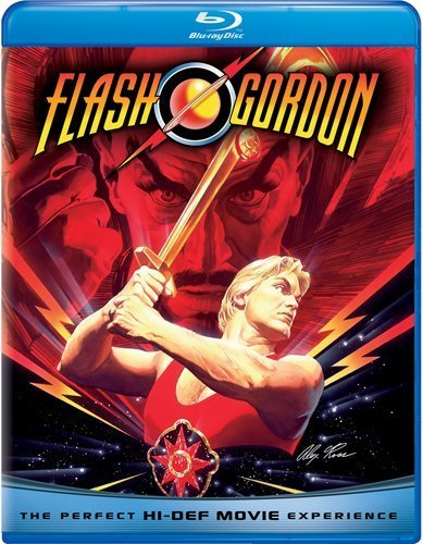 Flash Gordon (1980) Flash Gordon (1980) Blu Ray Ws Pg