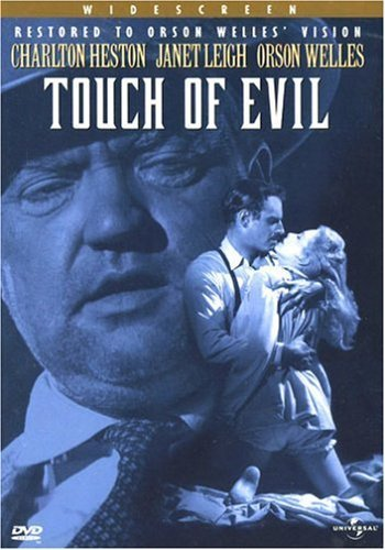 Touch Of Evil Heston Leigh Welles Ws Nr Coll. Ed.
