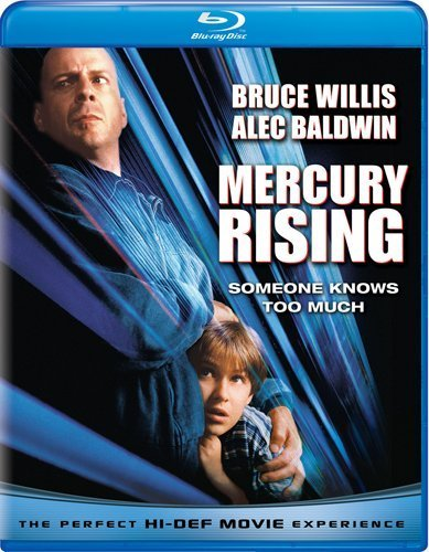 Mercury Rising Mercury Rising Blu Ray Ws R