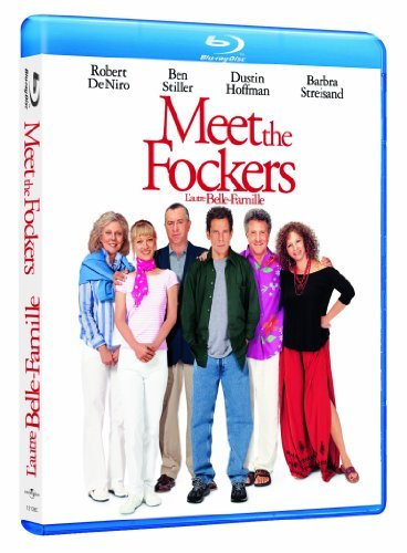 Meet The Fockers Stiller De Niro Hoffman Streis Blu Ray Ws Pg13