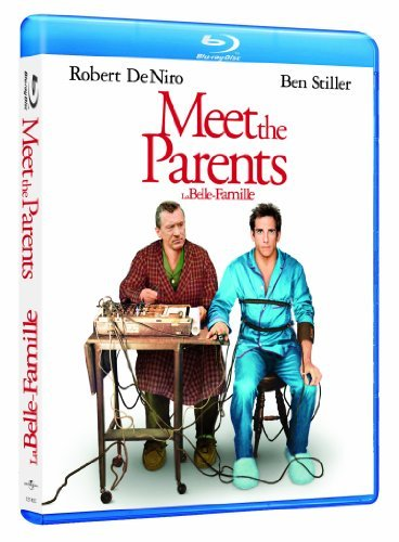 Meet The Parents Stiller Polo De Niro Blu Ray Ws Pg13