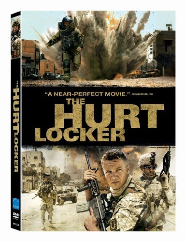 Hurt Locker Renner Mackie Geraghty DVD R Ws