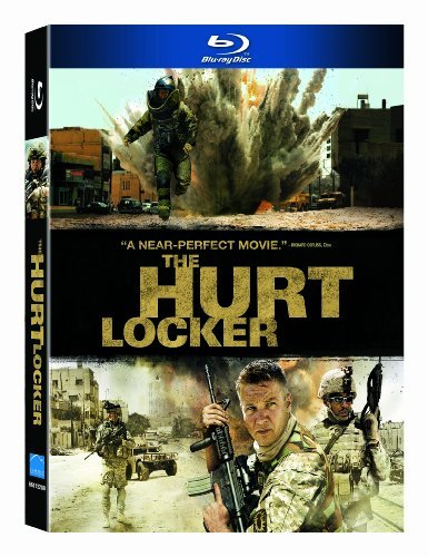 Hurt Locker Renner Mackie Geraghty Blu Ray Ws R