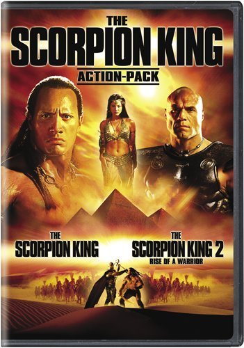 Scorpion King Action Pack Scorpion King Action Pack Ws Pg13