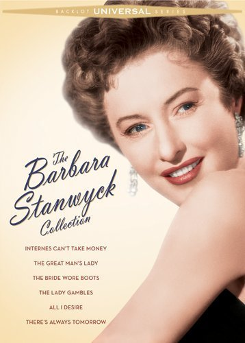 Barbara Stanwyck Collection Stanwyck Barbara Nr 3 DVD