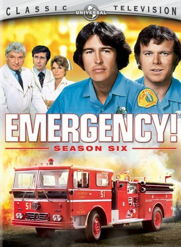 Emergency! Season 6 DVD