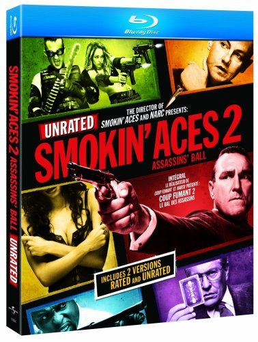 Smokin Aces 2 Assassins Ball Berenger Crawford Flanagan Blu Ray Ws Ur