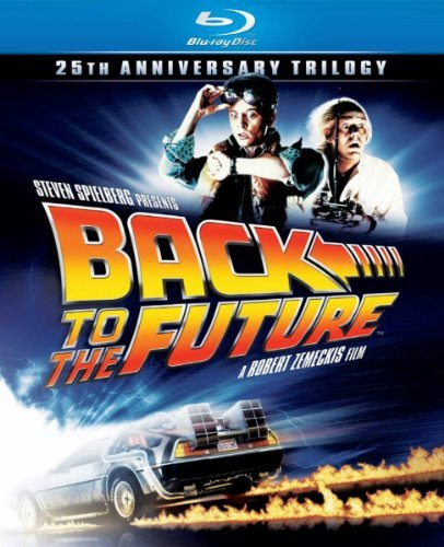 Back To The Future Trilogy Back To The Future Trilogy Pg 3 Br