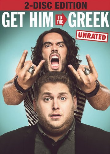 Get Him To The Greek Hill Brand Ws Coll. Ed. Ur 2 DVD