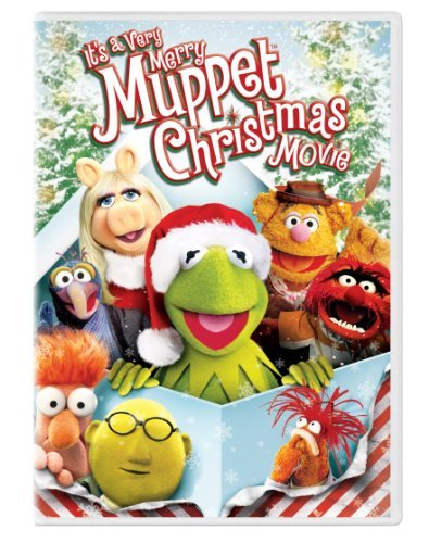 The Muppets It's A Very Merry Muppet Christmas DVD Pg Ws