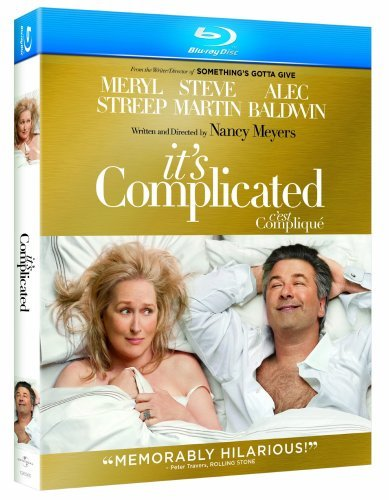 It's Complicated Streep Martin Baldwin Blu Ray Ws R