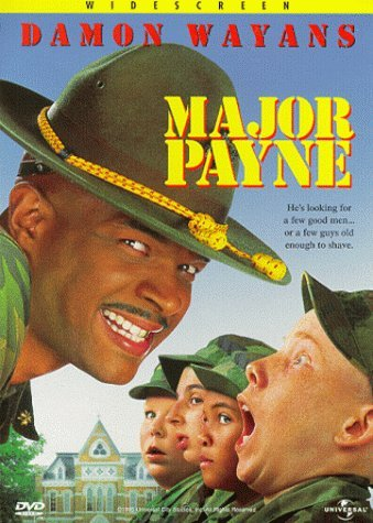 Major Payne Wayans Parsons Hickey DVD Pg13