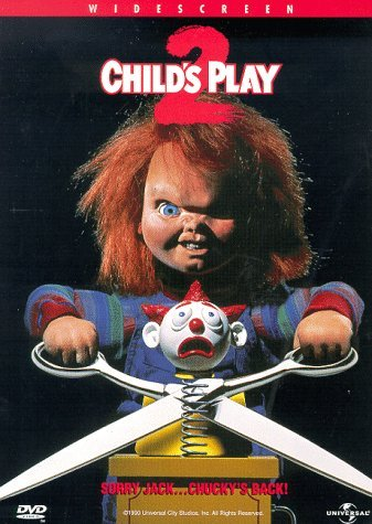 Chucky Vincent Agutter Zabriskie Clr Cc Dss Aws Spa Sub Keeper Child's Play 2